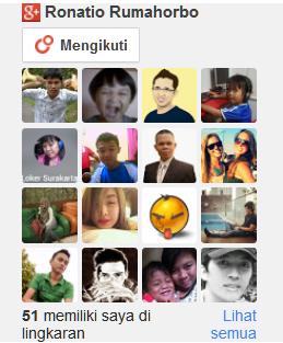 Cara Mudah Memasang Widget Google Plus di Blogger