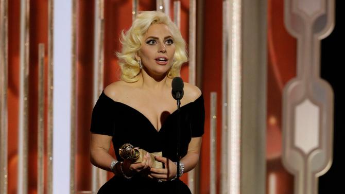 Lady Gaga reacciona ante su nominación a los Oscar