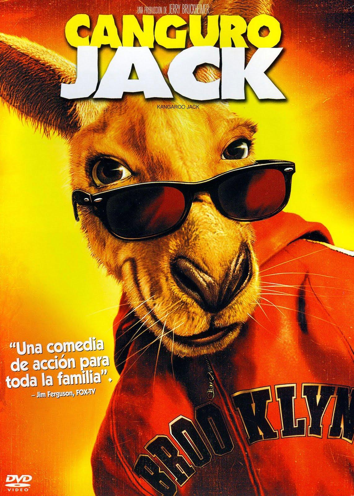 Canguro Jack: Trinca y brinca (2003)