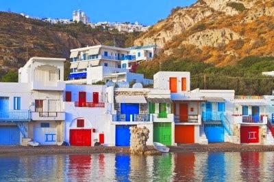 Τουριστικός παράδεισος το φθινόπωρο η Ελλάδα