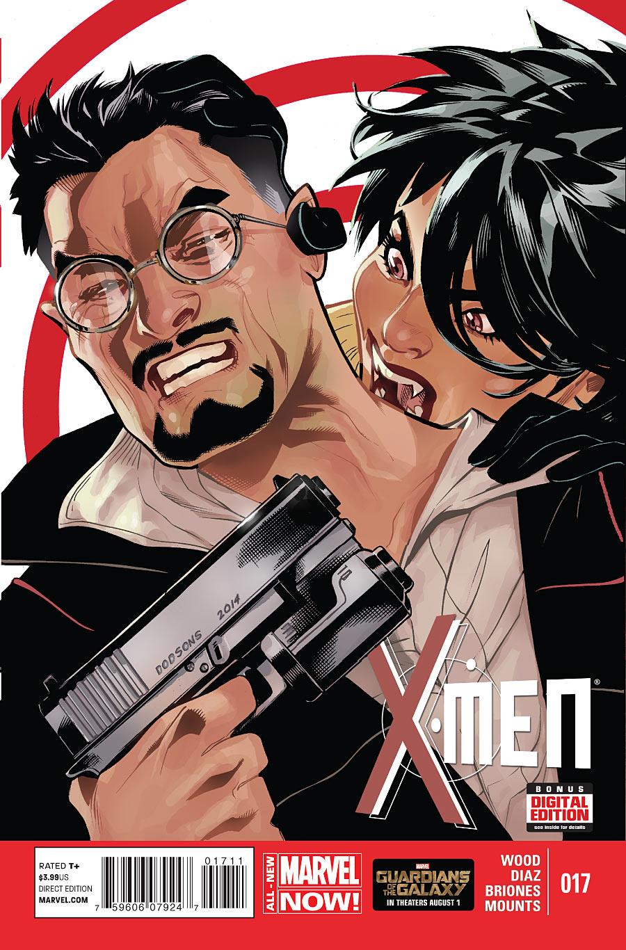 X-MEN#17