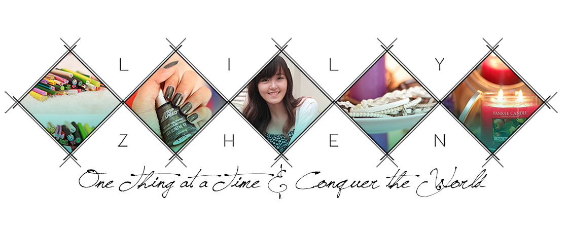 Lily Zhen - One Thing at a Time and Conquer the World