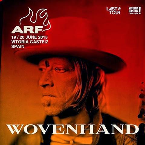 Wovenhand se incorporan al azkena rock festival 2015 for Oficina kutxabank vitoria