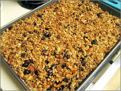 Brown Sugar Granola