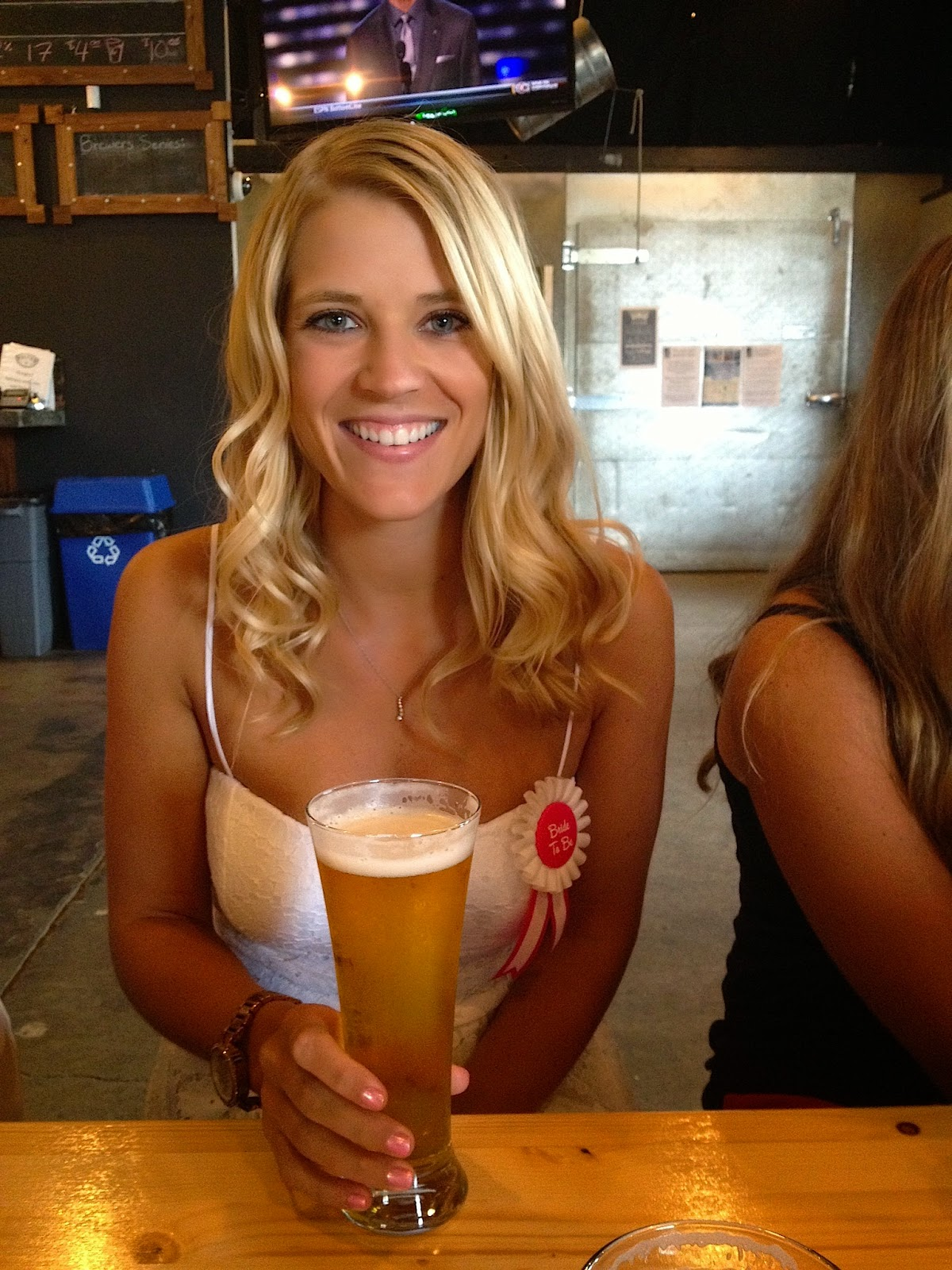 Minneapolis bachelorette party brewery tour