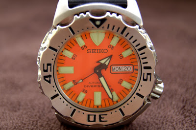 Seiko Monster Scuba Divers