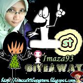 imaza93 1st giveaway