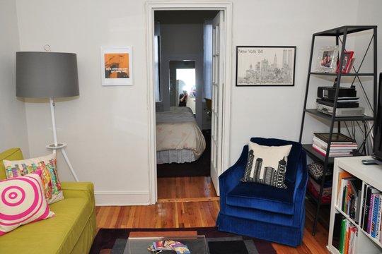 Idehadas interior design mini apartamento en ny - Mini apartamentos ...
