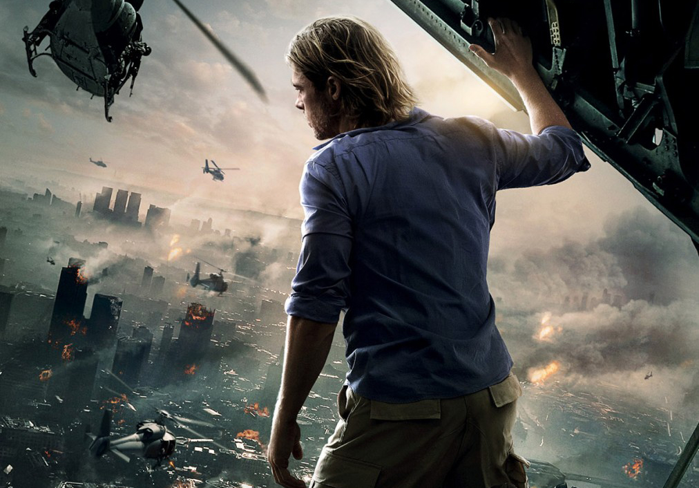 World War Z: New TV Spot & Poster - Undead Monday