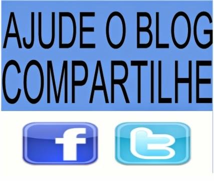 Nos ajude a divulgar o Blog - Obrigado