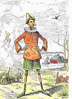 http://en.wikipedia.org/wiki/Pinocchio
