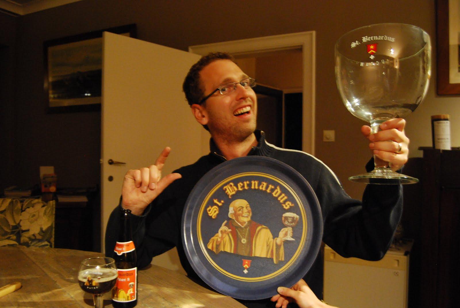 Saint Bernardus Brewery Tour