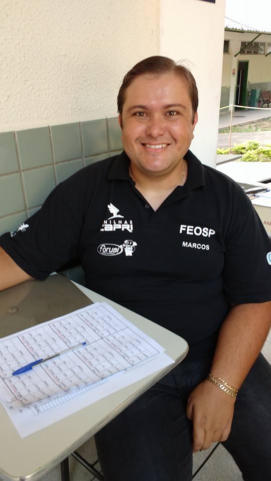 Marcos Roberto Biscalchim.