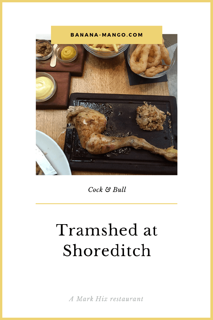 Tramshed at Shoreditch