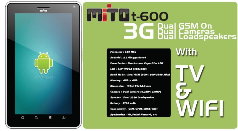 MiTO T600