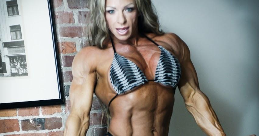 Muscle Women's Blog: Debi Laszewski Before/After