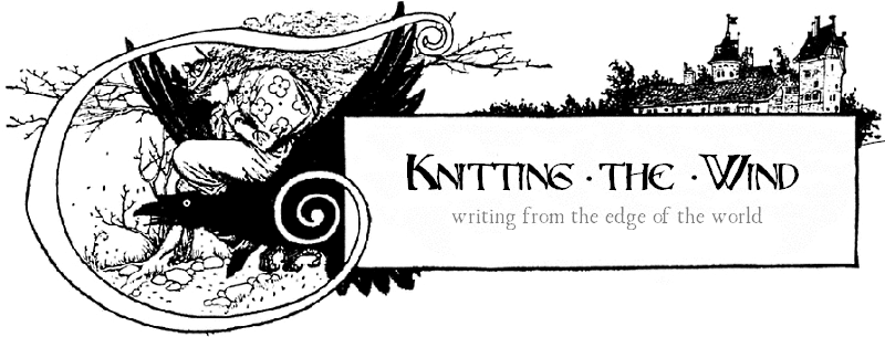 knitting the wind