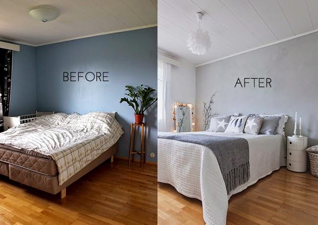 Boho deco chic antes y despu s como cambiar la imagen de - Como renovar un dormitorio por poco dinero ...