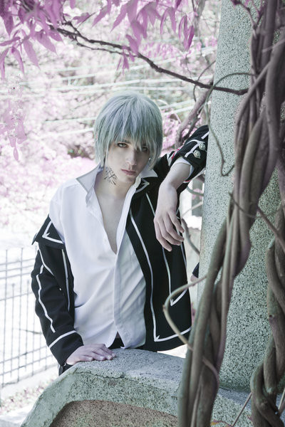 Vampire Knight Zero Kiryu Cosplay