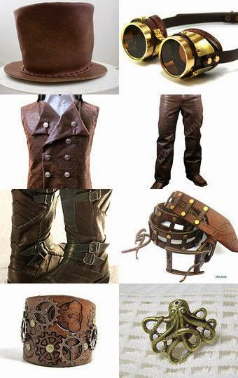 Casey 39 s thoughts food travel animals shopping school for Easy steampunk ideas