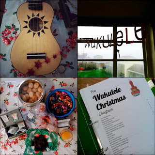 Wukulele Christmas Party!