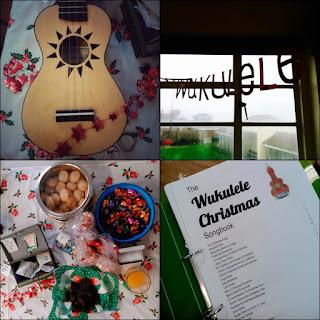 Wukulele Christmas Party!