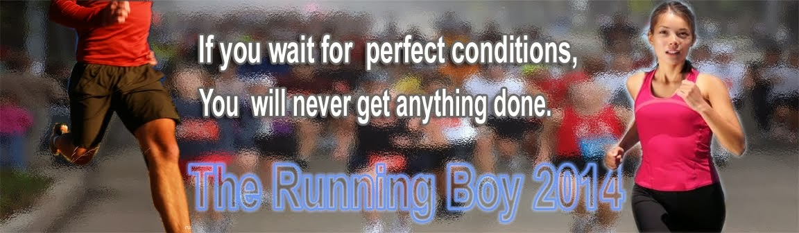 The Running Boy 2014