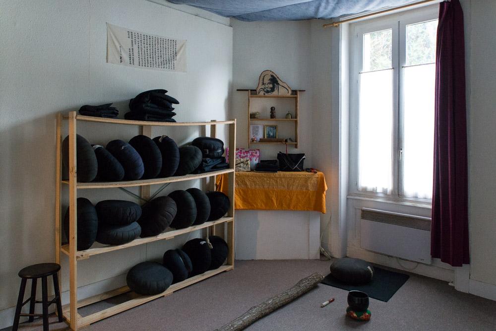Blog du dojo zen de saint-etienne