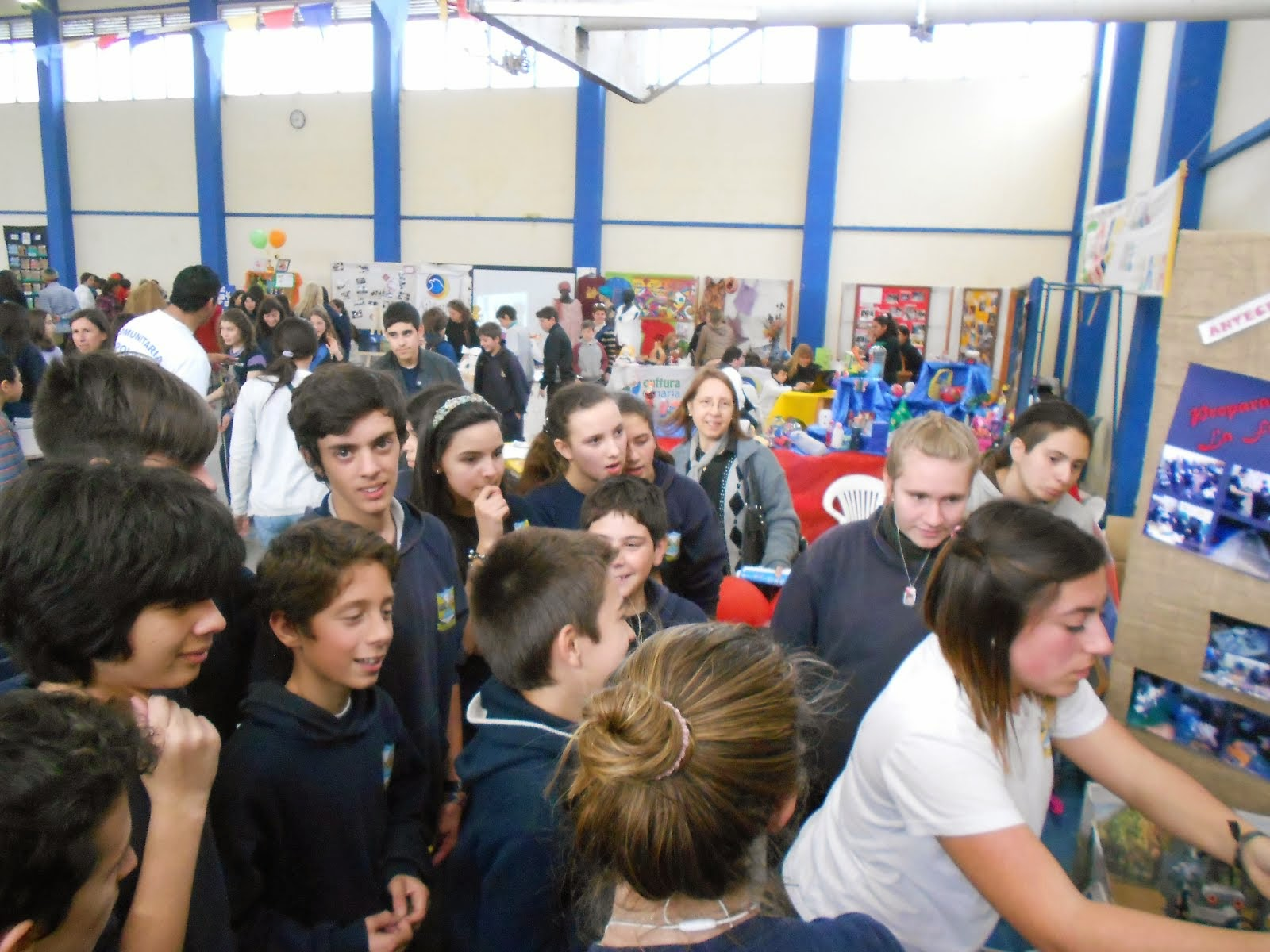 FERIA EDUCATIVA LA COSTA INCLUYE