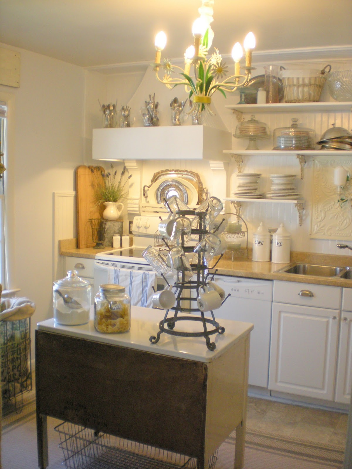 * Remodelaholic *: French Farm Style Kitchen Renovation