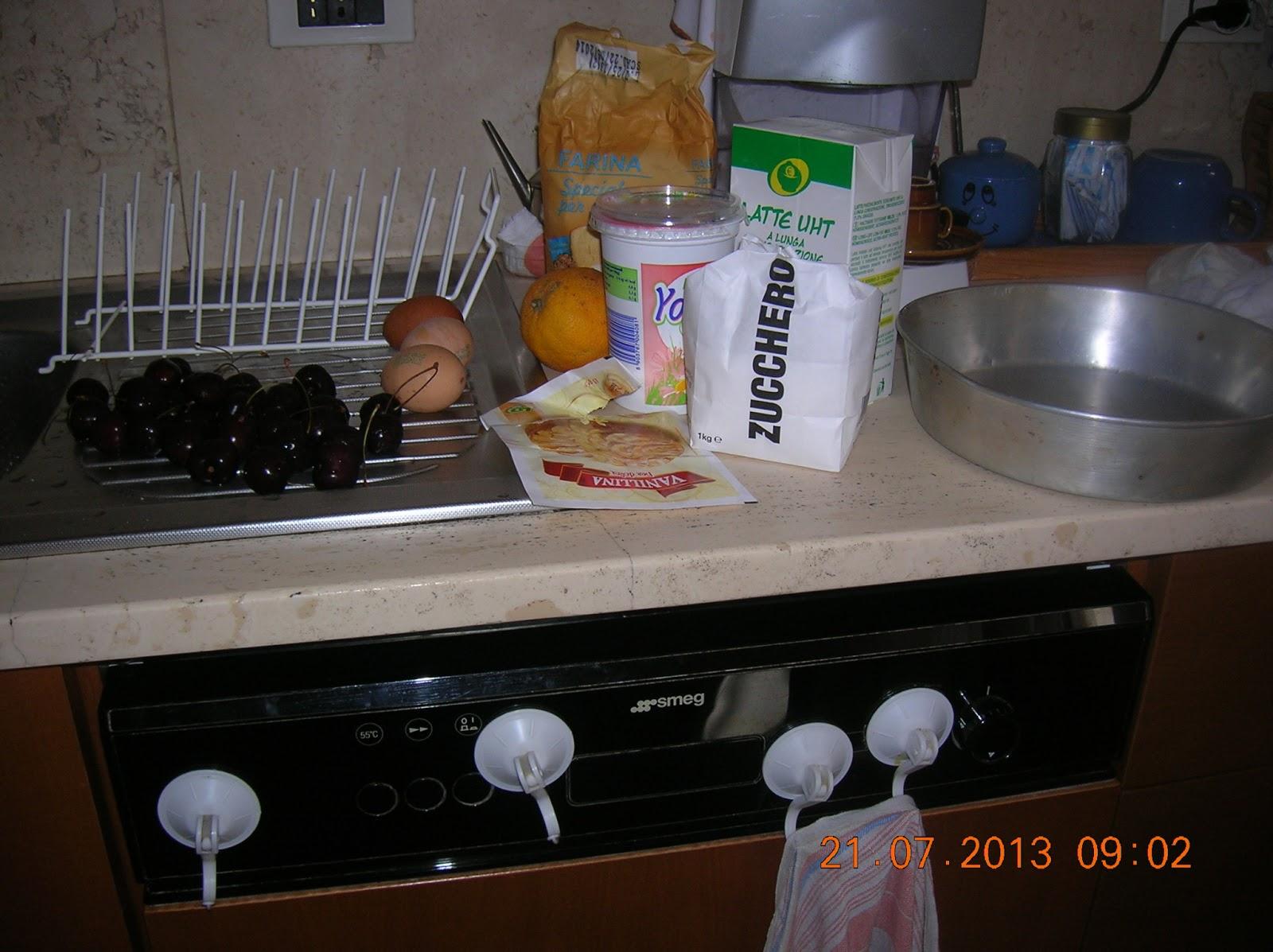La cucina casalinga di marylen il mio ristorante virtuale per voi e consigli vari clafoutin di - Cucina casalinga per cani dosi ...