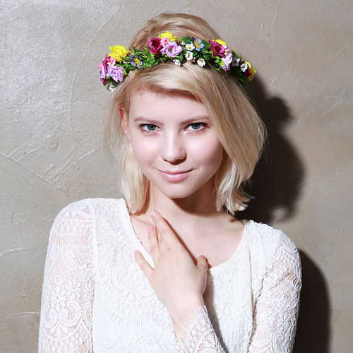Fairy Tale Flower Crown