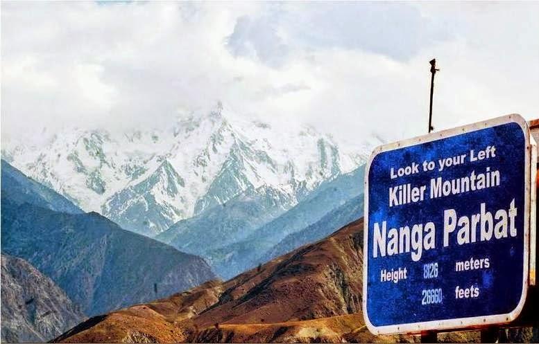 Nanga Parbat. La montaña asesina