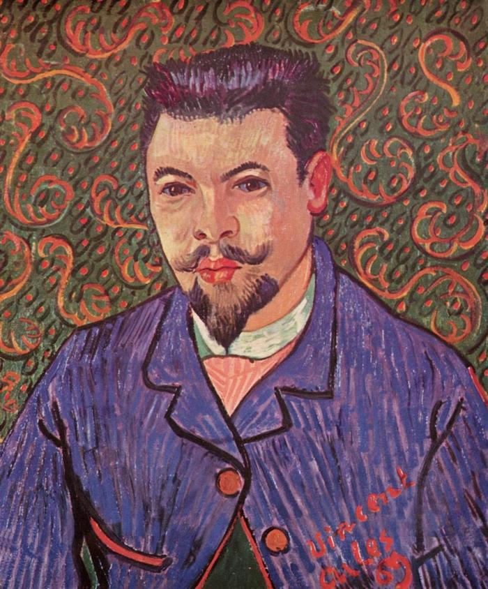 Van Gogh - Retrato - Tutt'Art @