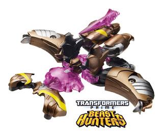 Hasbro Transformers Prime Beast Hunters Megatron