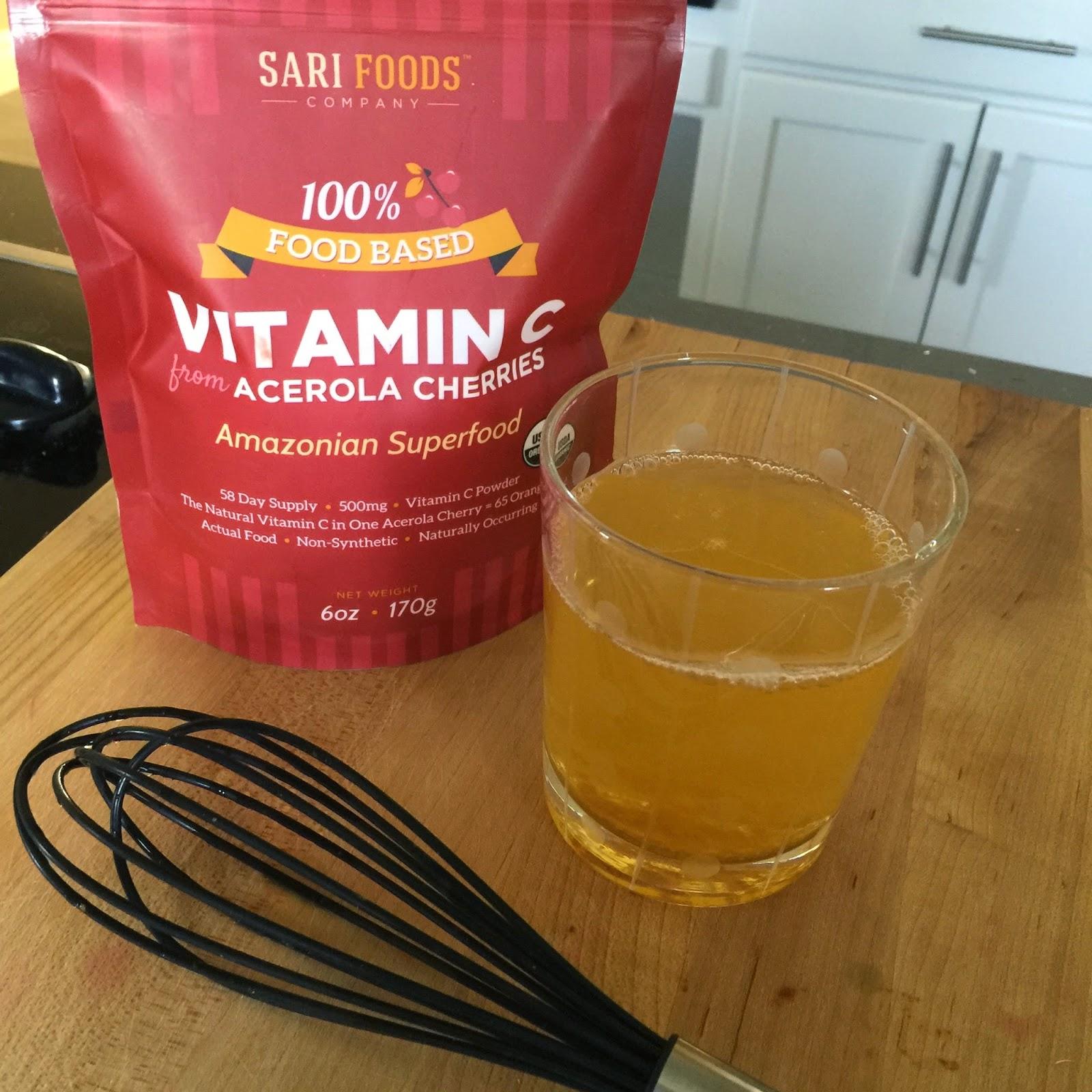 sari vitamin c superfoods