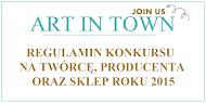 Regulamin KONKURSU ART IN TOWN