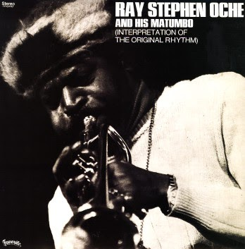 Ray Stephen Oche Interpretation Of The Original Rhythm