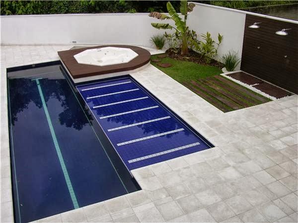 Piscinas modernas tendencia em piscinas coloridas e for Piscinas grandes baratas