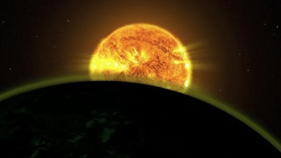 Air Ditemukan di Lima Planet Asing