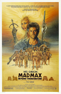 Watch Mad Max Beyond Thunderdome (1985) movie free online