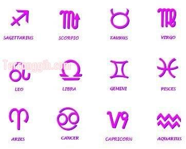 Zodiak 12 Mei 2013