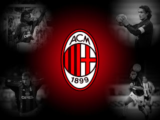 ac milan wallpaper footbal club logo ACM