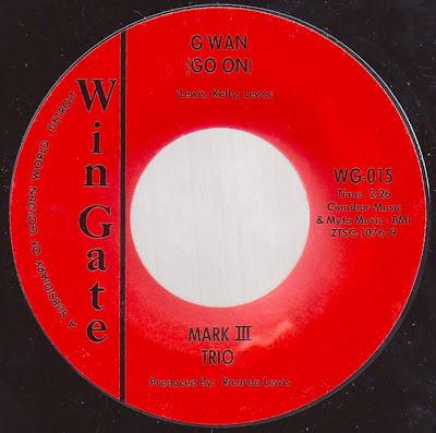 Mark III Trio - G\'Wan (Go On) - Good Grease