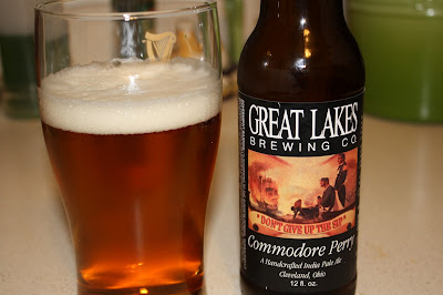 Great Lakes Commodore Perry India Pale Ale