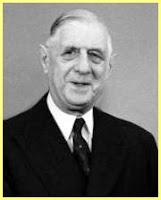 Charles de Gaulle 1963