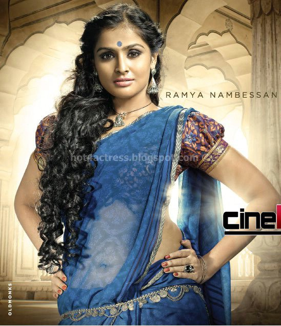 Remya nambeesan hot navel in bachelor party