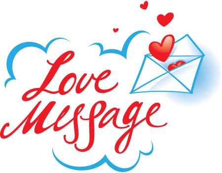 Love message emoticon