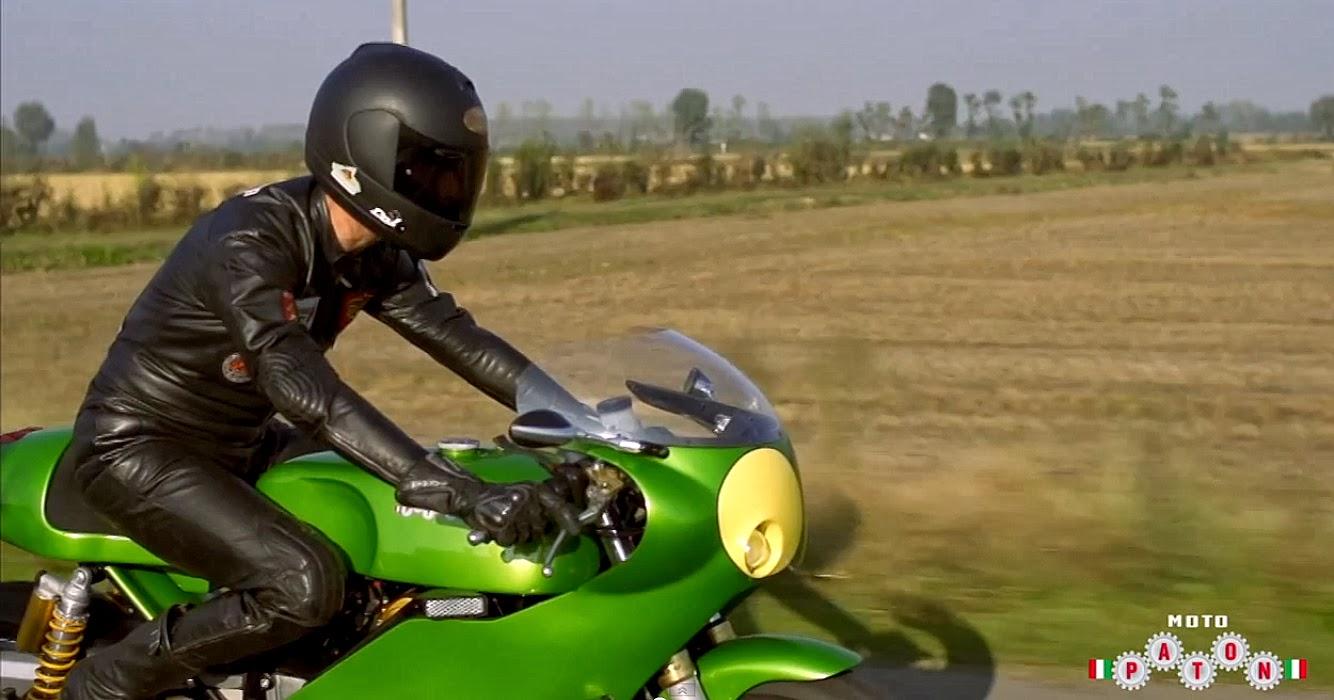 ... nata dalla tradizione Paton per tutti gli appassionati di moto vere