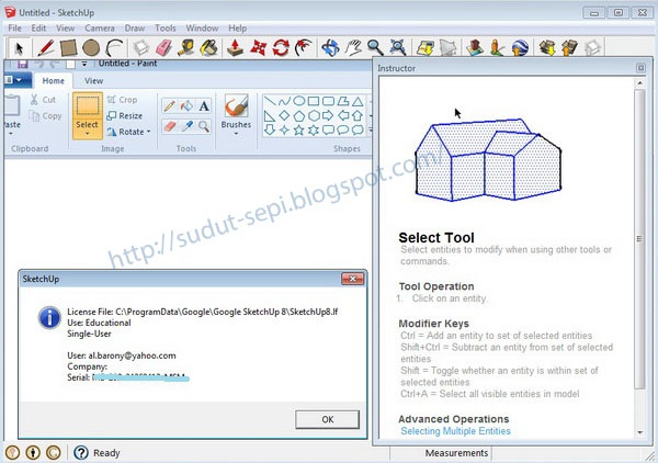 Download Crack Only Sketchup Pro 2014